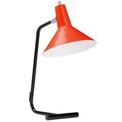 J.J.M. Hoogervorst Red Model #1504 Table Light for Anvia