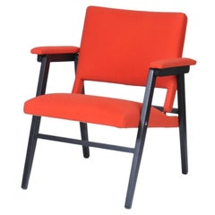 Midcentury Brazilian Folding Chair by unknown author, 1950s
