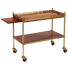 20th Century Serving Trolley