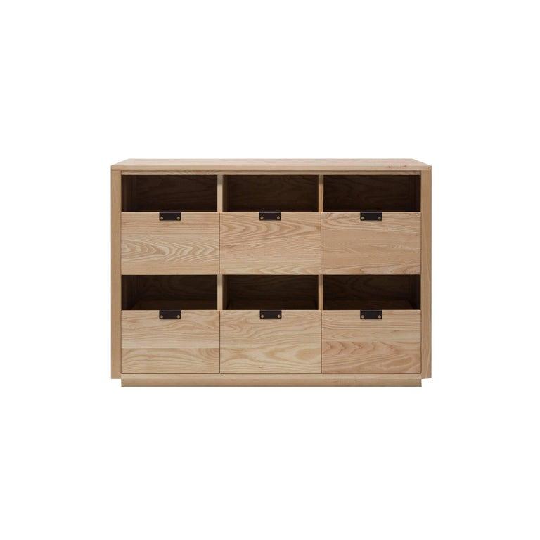 Dovetail 3 x 2 Vinyl Storage Cabinet For Sale