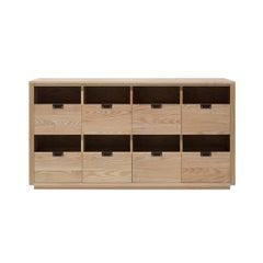 Dovetail 4 x 2 Vinyl Storage Cabinet