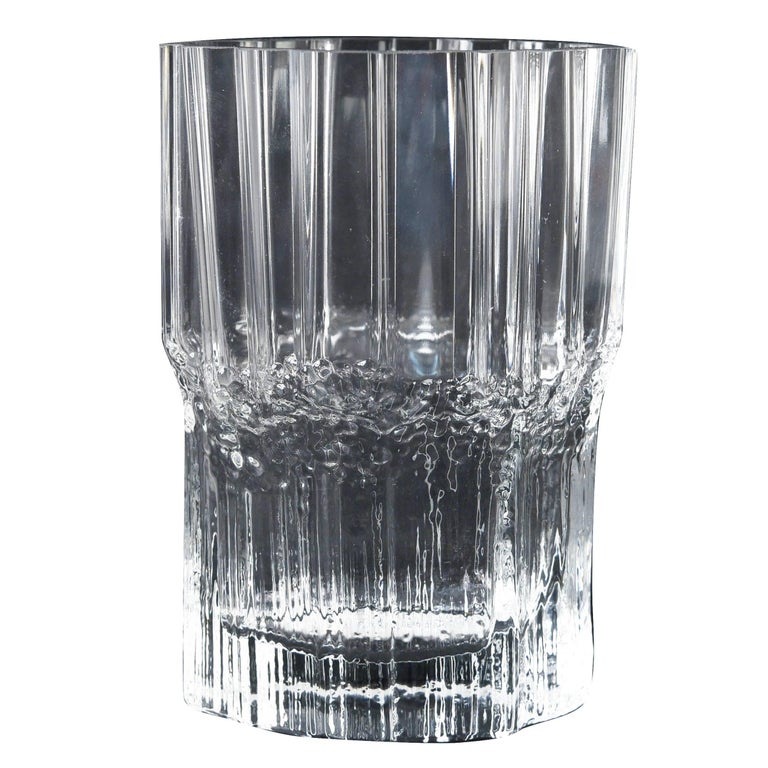 Tapio Wirkkala Glass Vase for Iittala