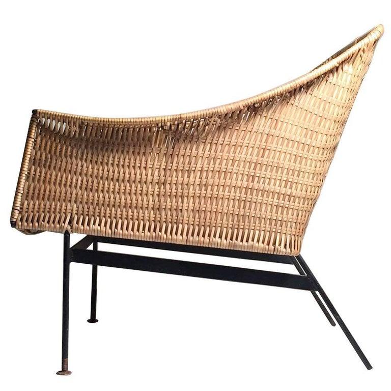 Rare Maurizio Tempestini Salterini Lounge Chair