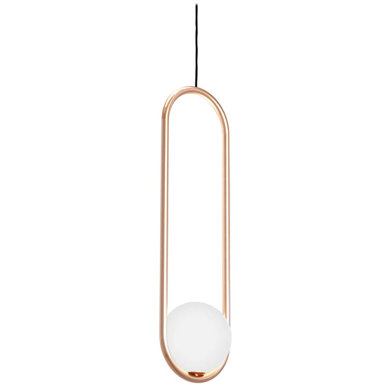 Mila brushed copper pendant by matthew mccormick studio for sale at mila brushed copper pendant by matthew mccormick studio for sale aloadofball Images