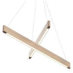 Line Light 4060 White Ash (transverse) by Matthew McCormick Studio