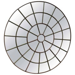 Architectural Mirrored Conservatory Circular Window