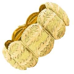Superb Venetian Gold Bracelet