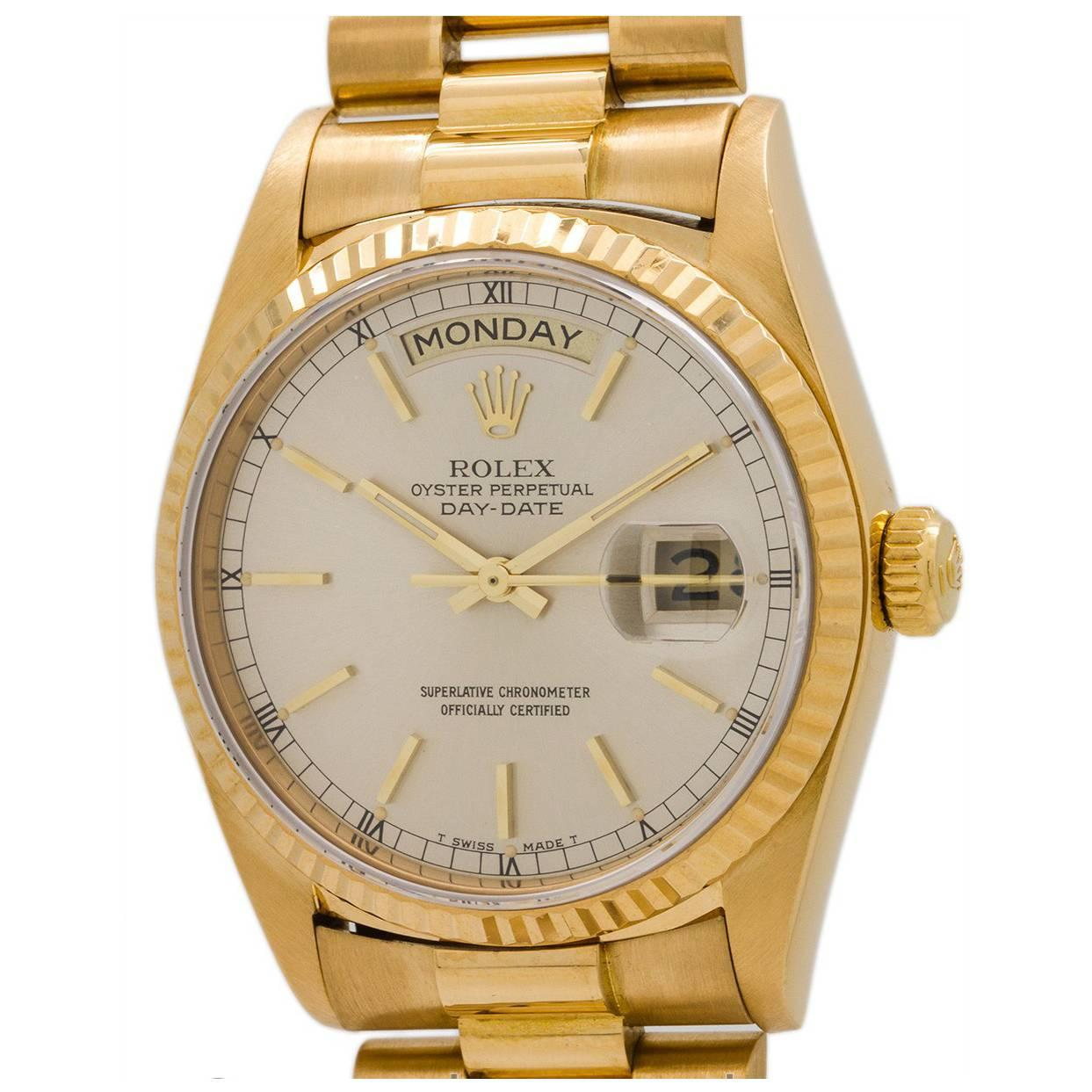 Rolex Oyster Perpetual Datejust Gold Price