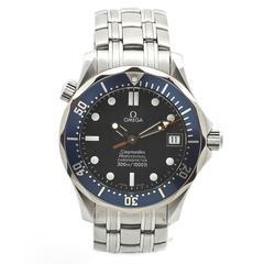 Omega Stainless Steel Speedmaster Wristwatch