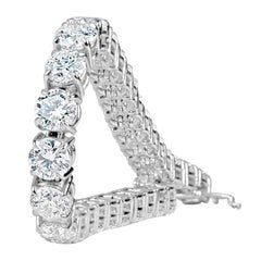 8.00 Carat Diamonds Tennis Bracelet