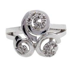 Diamonds Fashion Gold Ring