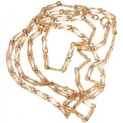 Bulgari Rose Gold Necklace