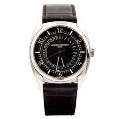 Vacheron Constantin Stainless Steel Quai De L'ile Automatic Wristwatch