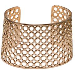 Theo Fennell Gold Cuff Bracelet