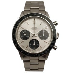 Rolex Daytona Dial Without Tritium Wristwatch Ref 6239, circa 1967