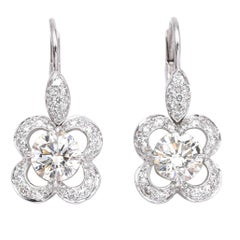 Impressive Diamond Earrings