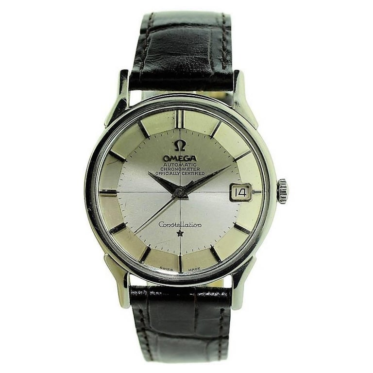 Omega Constellation, 1950s, offered by Advent of Time