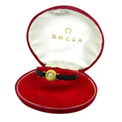 Omega 'Beehive' Ladies Wristwatch, circa 1950s