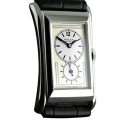 Rolex Prince Brancard Art Deco Wristwatch in Platinum, circa 1929