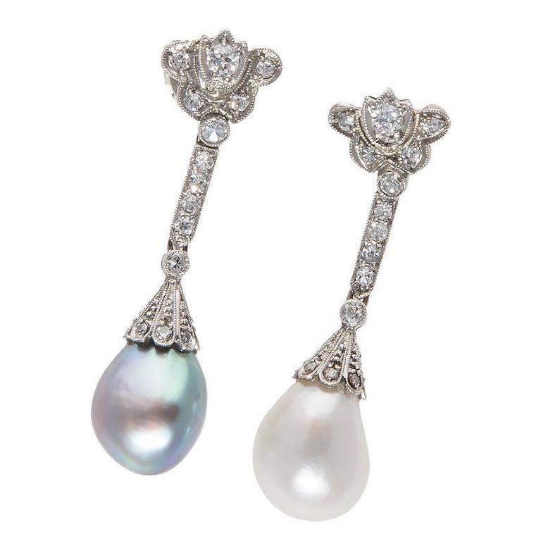 Art Deco Natural Pearl Diamond Platinum Drop Earrings For. Golden Sun Pendant. Dual Bands. Luxury Diamond. Monogram Earrings. Angel Wing Pendant. Toddler Gold Chains. Evil Eye Brooch. Wrist Watches