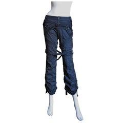 Comme des Garcons AD 2002 Bondage Pants