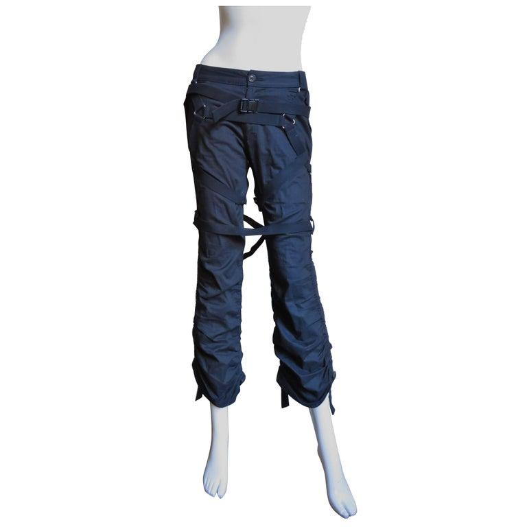 2002 Comme des Garcons Bondage Pants