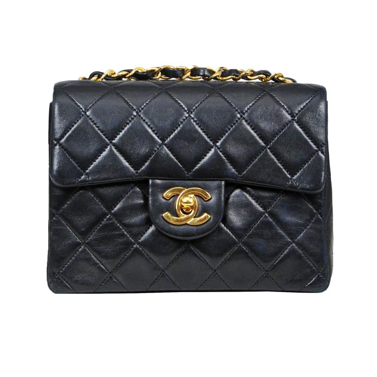 Chanel Mini Classic 1