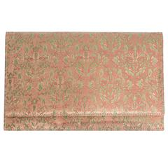 Princess Diana Wedding Designer Clive Shilton Cartier Fabric Purse