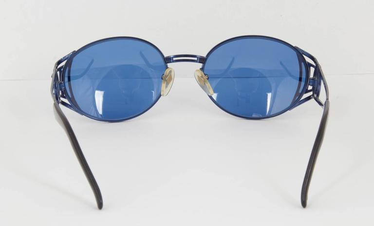 Jean Paul Gaultier Vintage 58-6102 Sunglasses  For Sale 1