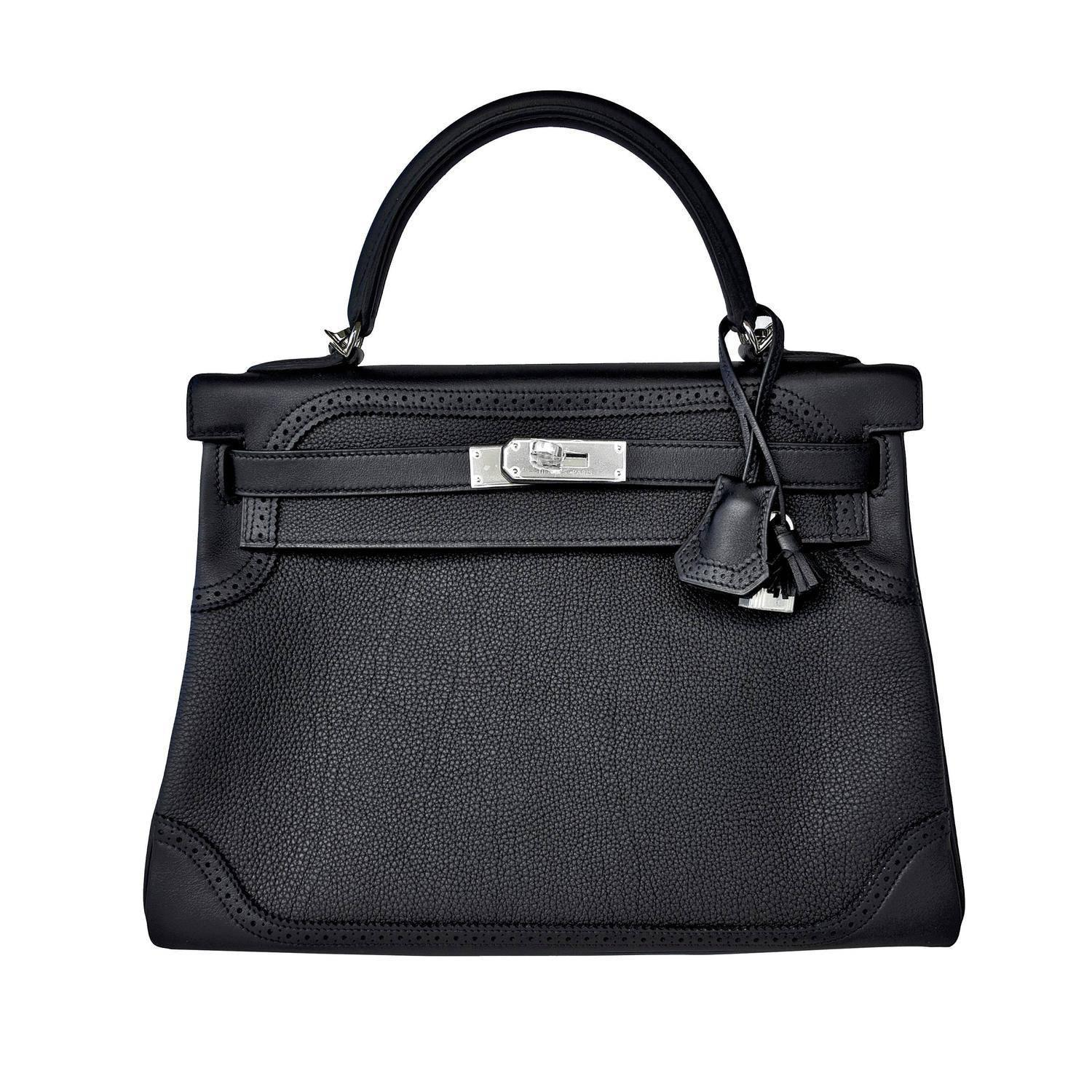 authentic hermes bags outlet - Hermes Anemone Constance MM Shoulder Palladium PHW Bag For Sale at ...