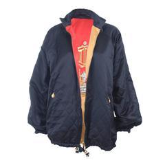 1998 Christian Dior Reversible Silk Evening Jacket