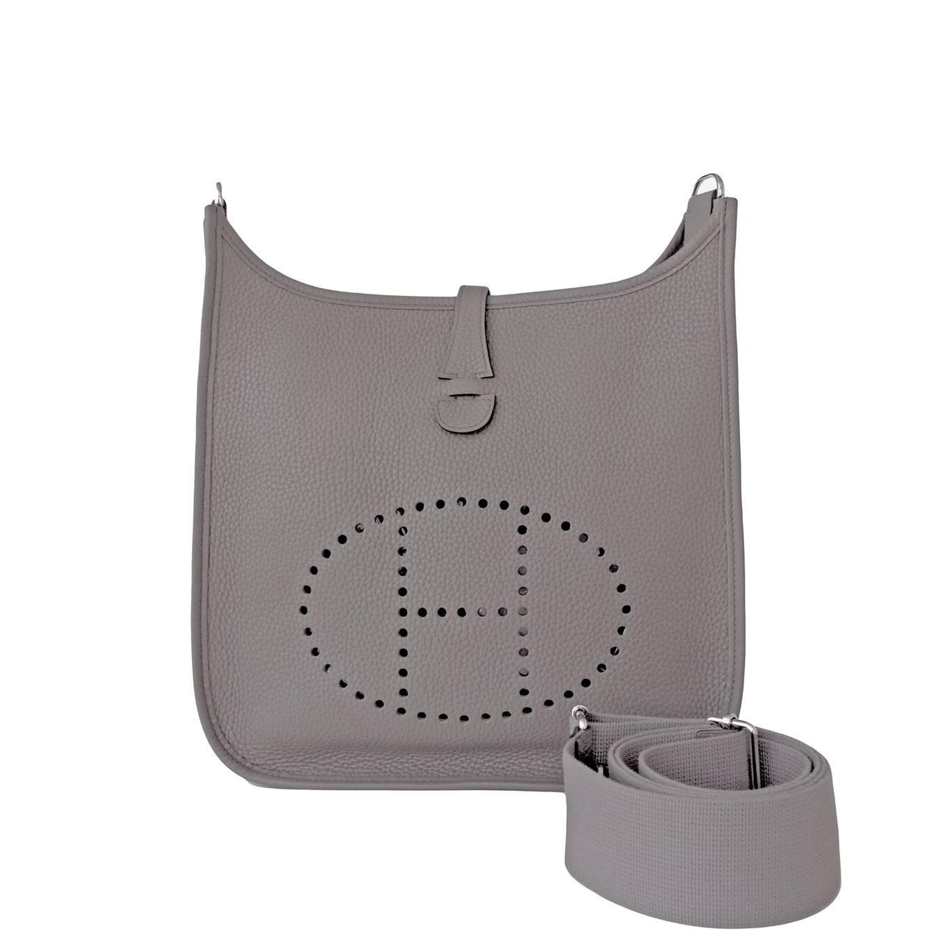 hermes Roulis tin grey
