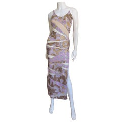 Julien Macdonald Dramatic Bodycon Sequin Dress