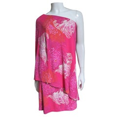 2000s Tom Ford For Gucci Bare Shoulder Dress
