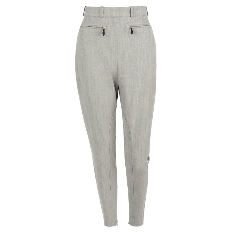 Hermès High-Rise Wool Pants Sale Looking For Cheap Sale Limited Edition Free Shipping Fake Footlocker Finishline Sale Online Discount With Paypal YD465B9i