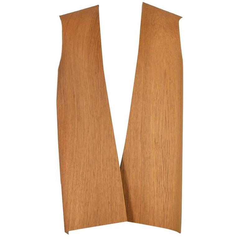 Maison Martin Margiela Artisanal Wood Vest 2011