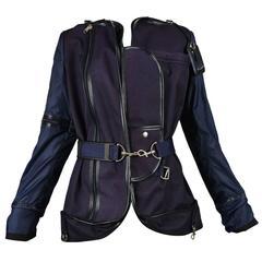 Maison Martin Margiela Artisanal Garment Bag Jacket 2007