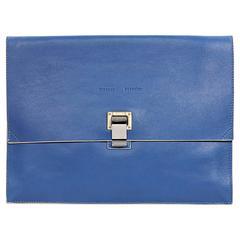 Cobalt Blue Proenza Schouler Lunch Bag