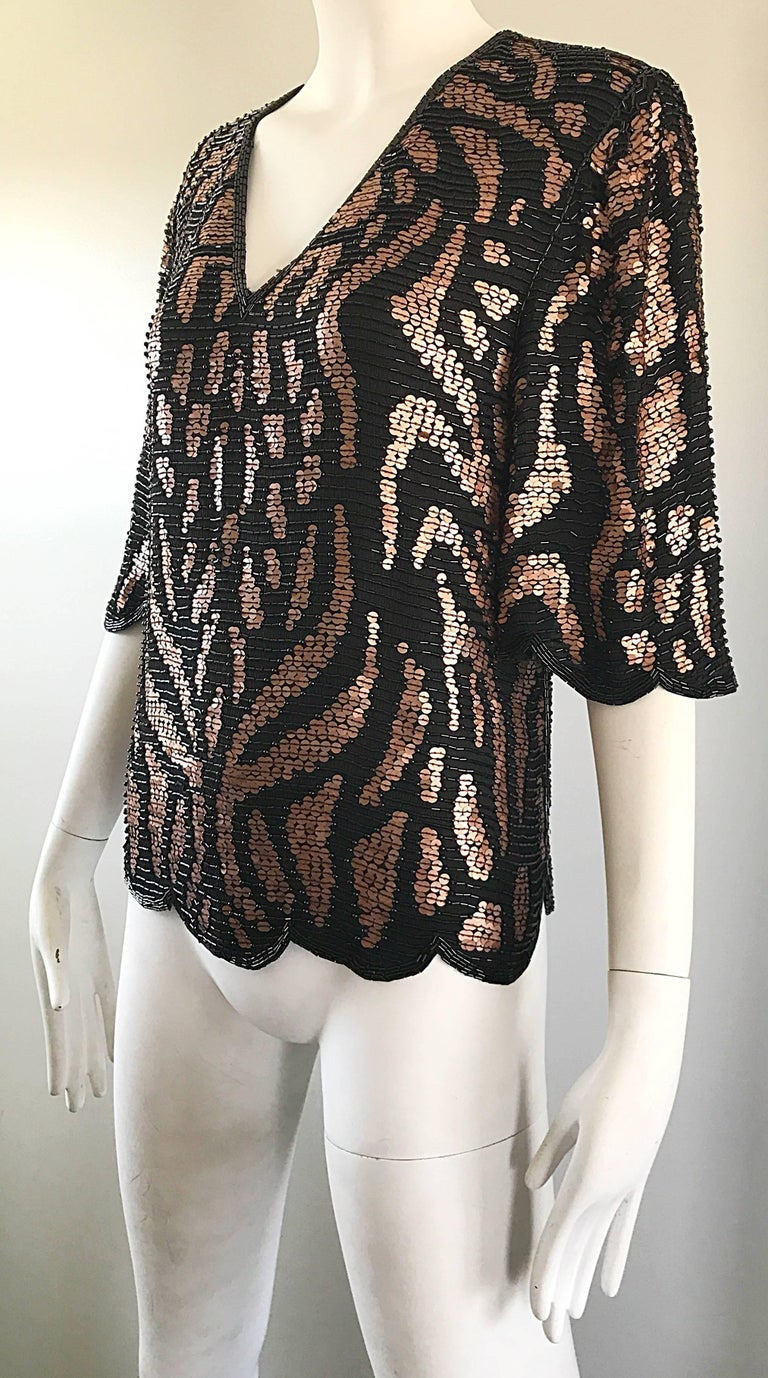 Sheer Blouse With Camisole