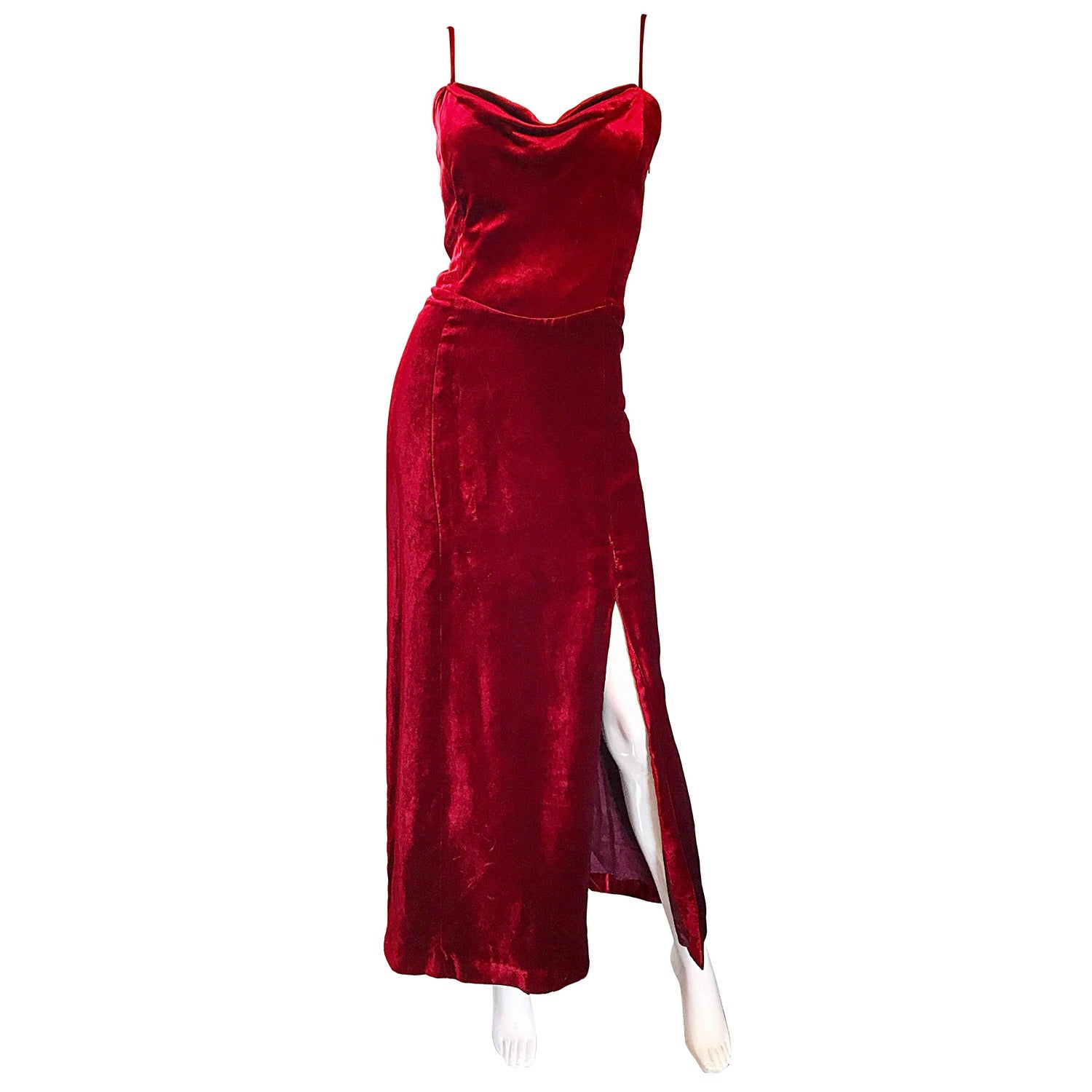 Vintage Giorgio Armani Evening Dresses and Gowns - 36 For Sale at ...