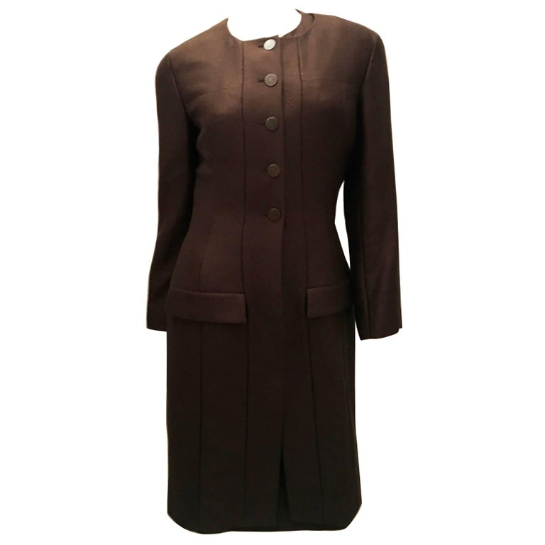 Chanel Coat w/ Matching Dress - Mint Condition - Absolutely Flawless
