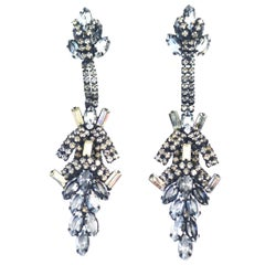 Swarovski Genevieve Earrings