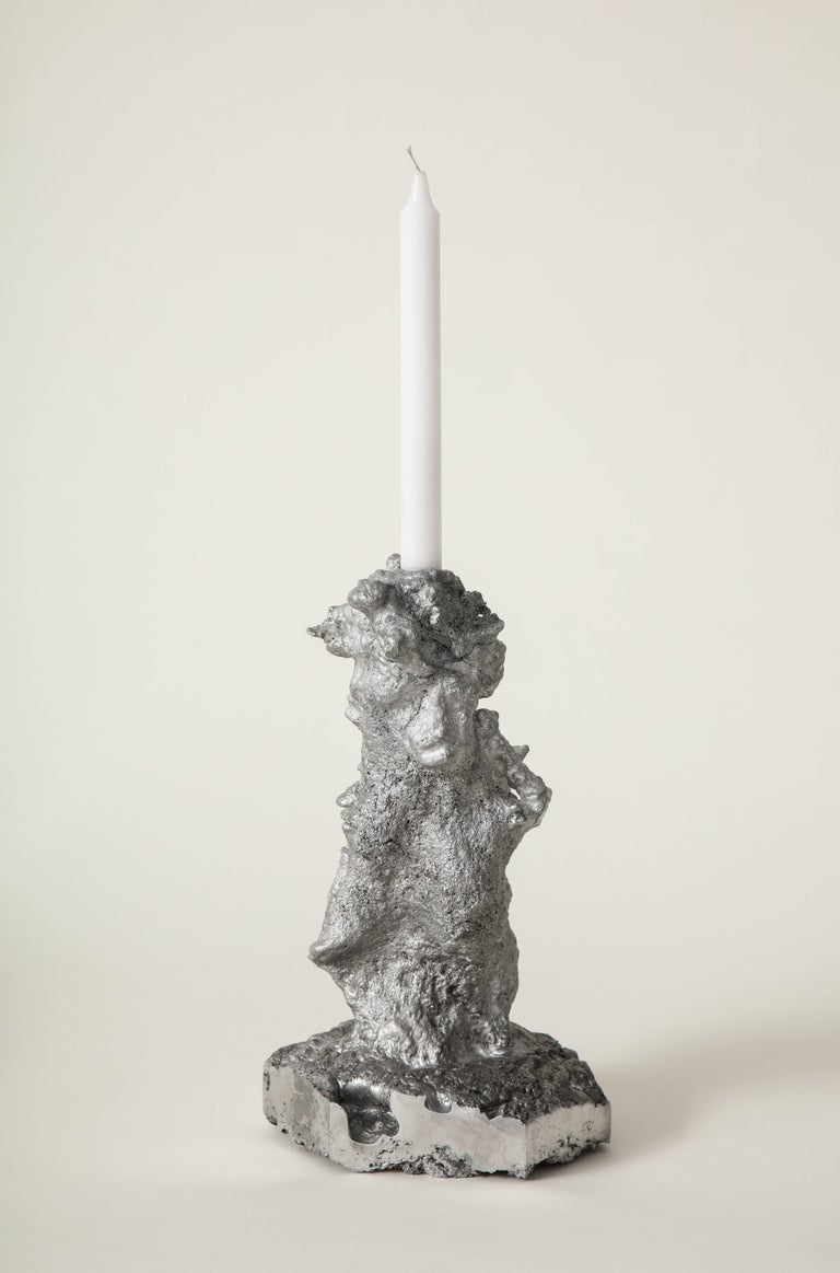American Architecture of Song, Sister Candleholder by the Principals & Angel Olsen For Sale