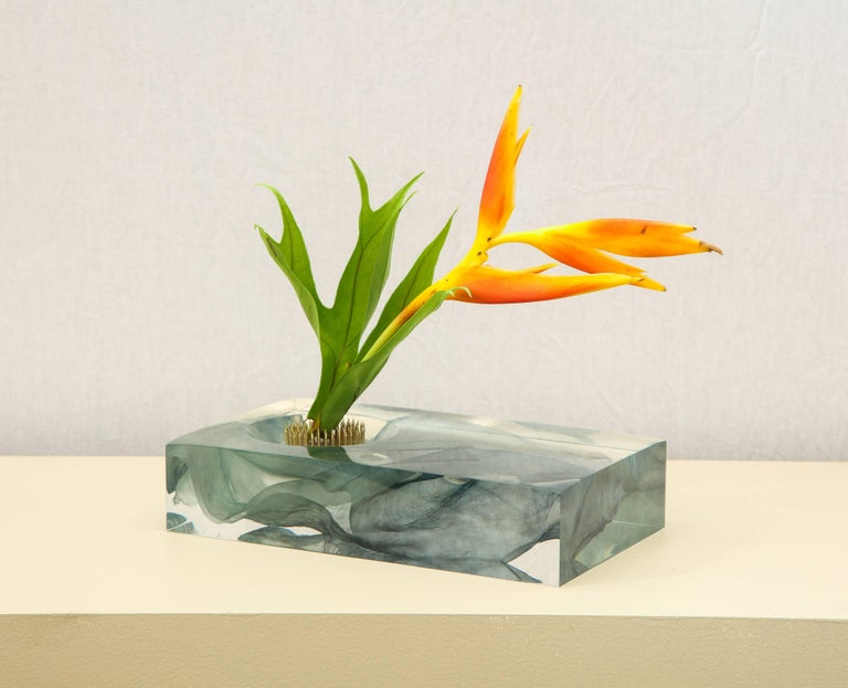 Through a shared passion for exploring materials, Kaarem and Ladies & Gentlemen Studio introduce SAP, a series of vessels inspired by the practice of displaying plant arrangements — a fleeting attempt to capture living beauty. Nh?a cây (sap in