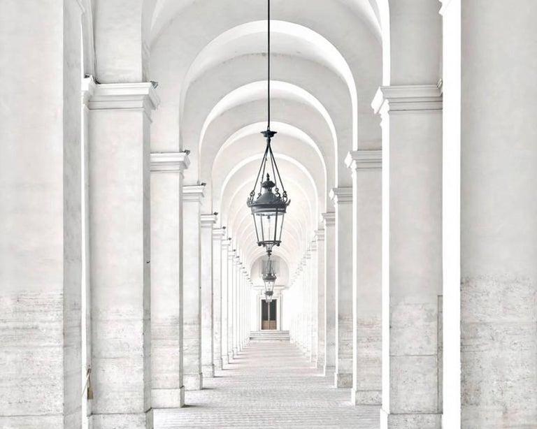 Massimo Listri - Palazzo del Quirinale Portico del Cortile d'Onore 1