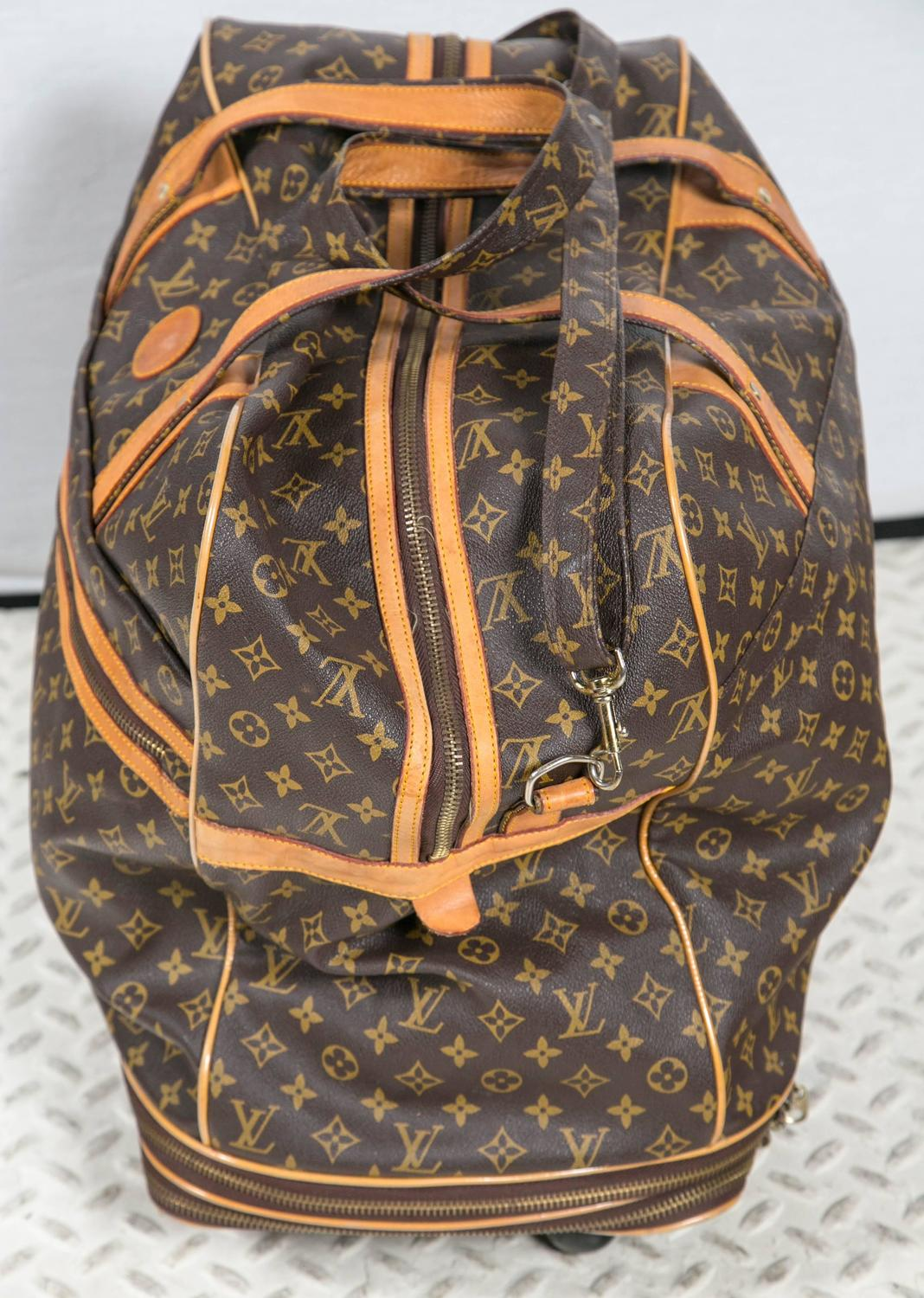 Vintage Louis Vuitton Duffle Bag For Sale At 1stdibs