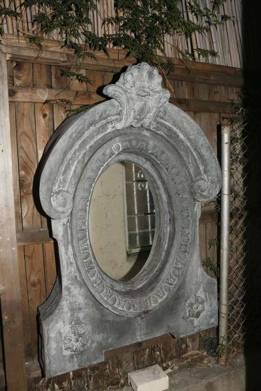 Other Pair of Architectural Dormer Mirrors