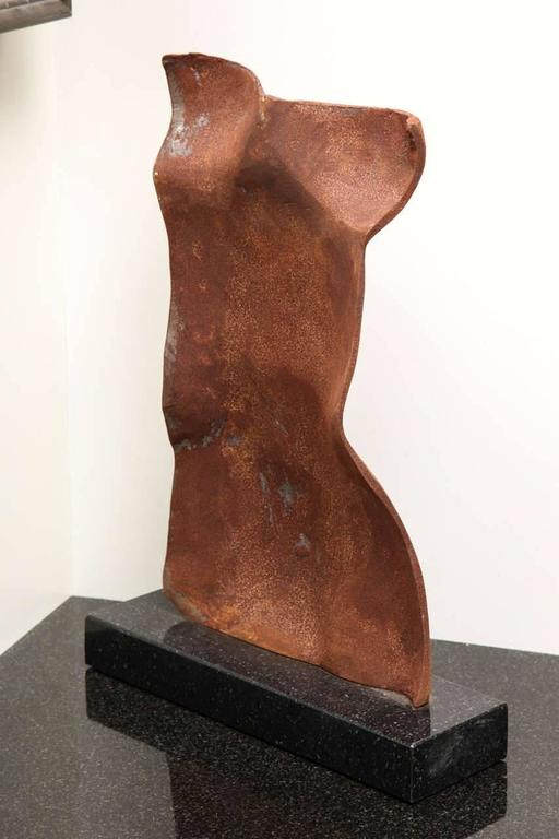 Torso Sculpture by Gerald Siciliano For Sale 1