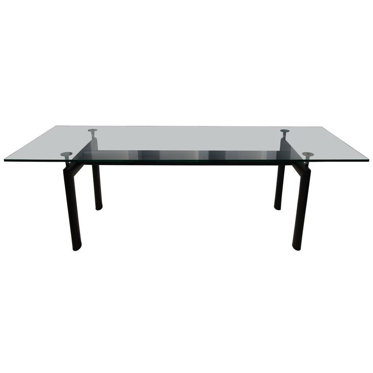 LC6 Table By Le Corbusier, Pierre Jeanneret U0026 Charlotte Perriand For Sale