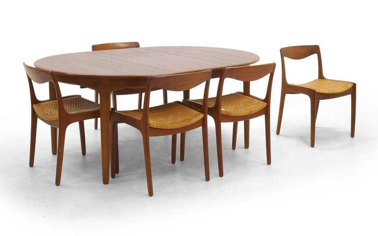 Teak Extension Dining Table by Soro StoleDenmark and 8  : DSC06973copyoriginall from www.1stdibs.com size 768 x 480 jpeg 28kB
